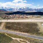 Summit Point Realty – 1825 E Frontage Road Aerial